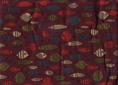 mod fish fabric