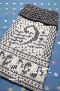 Knit , YUTANPO case ©Love Favorite