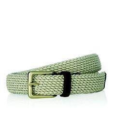 Cinturon color neutro