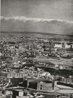 Plaza de Toros, 1954