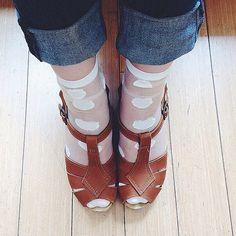 Afbeeldingsresultaat voor clogs socks