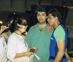 Kuch Kuch Hota Hai, Bollywood Posters, Nov 2, Vintage Bollywood, Shahrukh Khan, Bollywood Celebrities, On Set, Couple Photos, Movies
