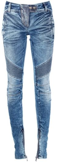 Shop Women s Balmain Skinny jeans on Lyst. Track over 1462 Balmain Skinny  jeans for stock and sale updates. 62071be71e