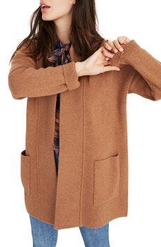 a9dedb3308f Madewell Spencer Sweater Coat (Regular   Plus Size)