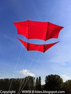 B-kites: Vliegerhappening 2015