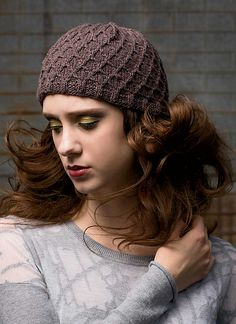 Ravelry  Dauphine Hat pattern by Julia Farwell-Clay Knitting Accessories 11f9b42b8155