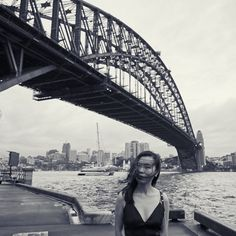 I feel unruly today. I started the day with a sense of thankfulness but was battered by all the complications of a Monday. I'm learning to put my trust in God rather than people. #wllwproject #mondayblues #finderskeepers #unruly #itscomplicated #blackandwhite #sydney #sydneyharbourbridge #windy #portrait #makeportraits #trust #tb #details #mood #vibe #vsco #vscocam #bymrm by wllwproject http://ift.tt/1NRMbNv