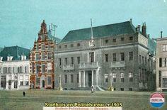 Stadhuis Deventer (jaartal: 1910 tot 1920) - Foto's SERC