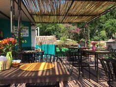 Maruka cafetería, Malinalco