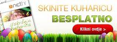 Kuharica s receptima za Uskrs  http://www.recepti.hr/uskrsnja-nethr-kuharica