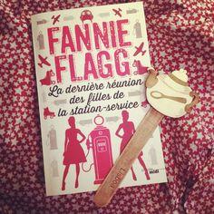 L'été dernier, j'ai découvert Fannie Flagg avec son roman le plus connu,Beignets de tomates vertes. J'ai énormément aimé cette auteur et j'ai forcément eu envie de lire ses…