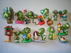 Kinder Surprise Set  Stralunati Galaxini by KinderSurpriseToys