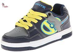 Heelys FLOW Schuh 2015 navy/yellow/grey, navy/yellow/grey, 39 - Chaussures heelys (*Partner-Link)