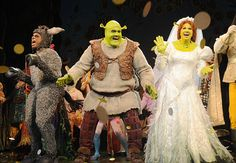 Shrek the Musical - one of the best I have seen