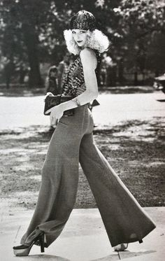British fashion brand Biba in the 1960s and 1970s