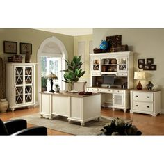 Shop Wayfair for Riverside Furniture Coventry 6-Piece Standard Desk Office Suite - Great Deals on all Furniture products with the best selection to choose from!