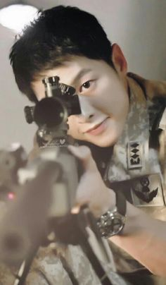 Image discovered by Mónica Ramirez. Find images and videos about dots, song joong ki and descendants of the sun on We Heart It - the app to get lost in what you love. Park Hae Jin, Park Seo Joon, Song Hye Kyo, Korean Celebrities, Korean Actors, Korean Dramas, Celebs, Soon Joong Ki, Decendants Of The Sun
