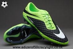 online retailer 9305d cbf5c Authentic Phantom FG (Lime White Black) Nike Hypervenom 2014 Boots  Fotbollskor,