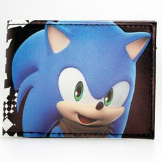 5da97e9ee9 Sonic The Hedgehog Bi Fold Wallet DFT 1959-in Wallets from Luggage & Bags  on Aliexpress.com   Alibaba Group