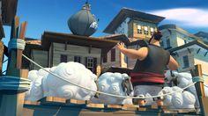 HezarFan (HD) EPIC & Funny Animated Film by Tolga Ari & Team