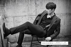 Shinhwa look chic and masculine in individual concept photos for their comeback!   allkpop.com