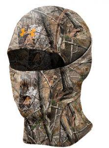 Under Armour Camo Hood...i feel like you need this for hunting! @H A L E Y |  V A N  |  L I E W Saalborn