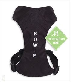 Padded Car Vest Harness
