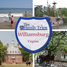 10 Things to do in Williamsburg, VA | tipsforfamilytrips.com