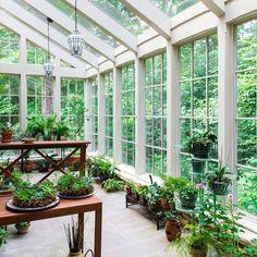 Conservatory Design, Conservatory Garden, Outdoor Rooms, Outdoor Living, Outdoor Patios, Outdoor Kitchens, Indoor Outdoor, Solarium Room, Home Greenhouse