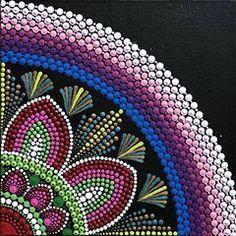 Working on another project..... Work in progress #dot #dotworktattoo #boston #mandala #mandalas #mandalaart #arts #painting #art #handmade #wellness #decor #homedecor #paintings #ilovesharingmandala #artstagram #instaart #instaartist #acrylicpainting #acrylics #handmadeart #meditation #peace #crafts #craft #colors #color #beautifulhomes #home #pointillism