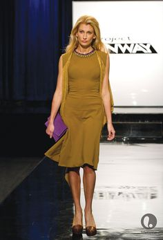 Design by Nathan Paul #ProjectRunway Season 10 #MakeItWork #Jetsetter