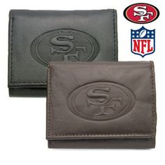 San Fransisco 49ers Genuine Leather Wallet