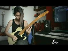 Sus Vasquez: Kiesel Guitar Contest Entry #kieselsolocontest   Sus - girl guitarist from Medellin Colombia SOCIAL MEDIA:  FACEBOOK: http://ift.tt/2cHHwjr...  INSTAGRAM: http://ift.tt/2cyW6MN This is my entry in the #kieselsolocontest contest. Hope you like it! Recorded in my room with the Pod HD5000x into Logic Pro X video filmed with a Nikon D5200. Sus - guitarrista de Medellín Colombia REDES SOCIALES:  FACEBOOK: http://ift.tt/2cHHwjr...  INSTAGRAM: http://ift.tt/2cyW6MN Esta es mi entrada…