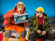 Three-Time Tony & Oscar Winner Mark Rylance Will Lead Nice Fish in the West End   Broadway Buzz   Broadway.com
