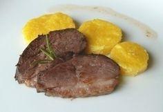 Libamell konfit Polenta, Keto, Food, Essen, Yemek, Eten, Meals