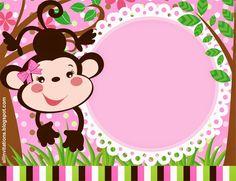 Invitacion Baby Shower Changuita