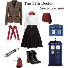 the doctor halloween costume for girls - Google Search