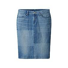 WOMEN Denim Skirt £9.90 (sale)