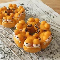 可愛すぎて食べられない!?ちぎりパンの進化版「3Dちぎりパン」が話題で持ちきりに♡の8枚目の画像|Lily