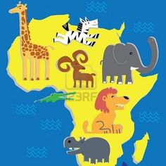 An interactive overview of a study of Africa.  You can use this as a review or during teaching.  It touches on facts about the Nile River, Mount Kilimanjaro, the Sahara, as well as deserts, the Savannah and tropical rain forests.  Promethean board is required for writing and moving pictures on this power point.