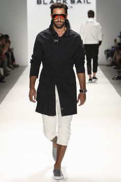 Oh I'm sure all the guys here just can't contain themselves over this look for spring 2014....