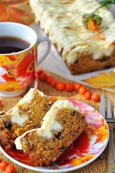 another carrot cake (морковный кекс со сливочным сыром)