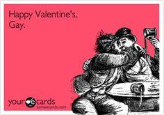 Happy Valentine's Gay!