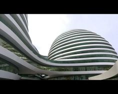 Galaxy Soho © Zaha Hadid Architects