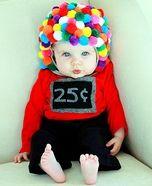 Gumball Machine Baby Halloween Costume