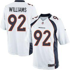 b3d2c3e6e Sylvester Williams Limited Jersey-80%OFF Nike Sylvester Williams Limited  Jersey at Broncos Shop