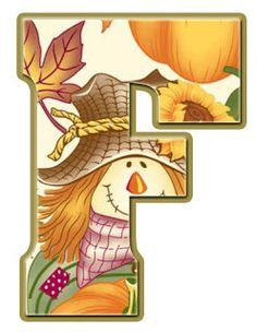 Escuela infantil castillo de Blanca: ABECEDARIO OTOÑO Diy Halloween Decorations, Halloween Diy, Alfabeto Disney, Abc Letra, Disney Alphabet, Harvest Party, Dahlia Flower, Letters And Numbers, Tigger