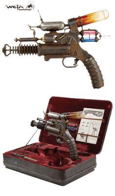 Weta Originals Rayguns: Goliathon 83 Infinity Beam Projector