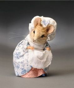 lady mouse by R. John Wright