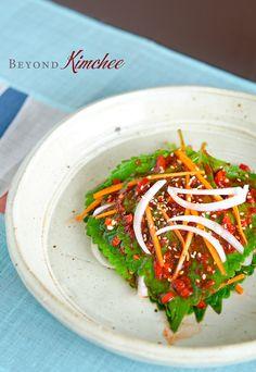 Beyond Kimchee   Korean food blog, Korean recipes, Asian recipes